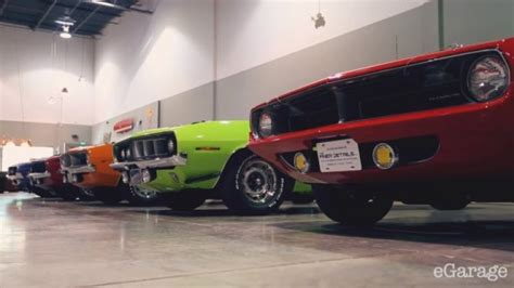Meet This Muscle Car Hunter's Monster Collection Called
