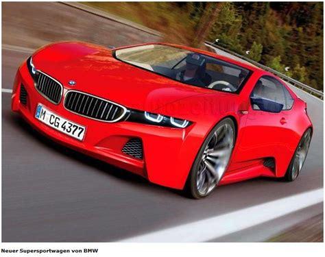 Bmw To Build A New M8 Hybrid Sports Car