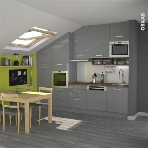 joint plinthe cuisine plinthe de cuisine stecia gris avec joint d 39 étanchéité