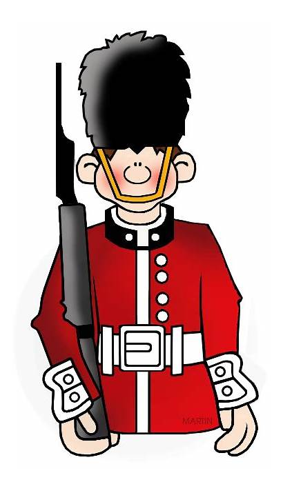 Soldier Clipart Military Kingdom United Brit British