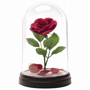 Rose Eternelle Sous Cloche : rose ternelle sous cloche la belle et la b te ~ Farleysfitness.com Idées de Décoration