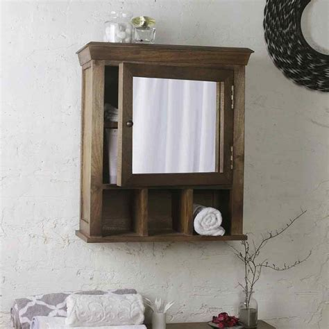 Solid Wood Bathroom Cabinet by Solid Wood Bathroom Cabinet With Mirror Bathroom Shelves