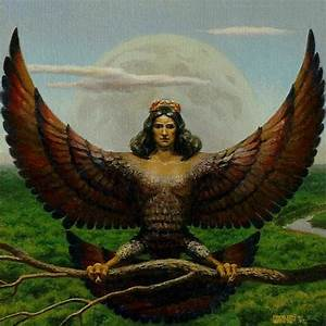 Dark Corners Of Role Playing: Atlantian Royal Harpies A ...