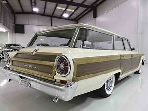 1963 Ford Country Squire Station Wagon For Sale