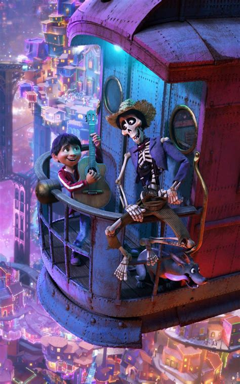 Hd wallpapers and background images. Miguel Hector In Coco 4K Ultra HD Mobile Wallpaper