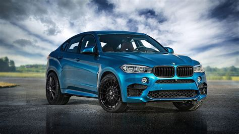 2016 Alpha N Performance Bmw X6 Wallpaper
