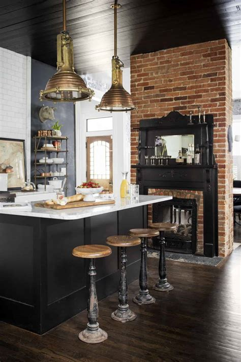 black kitchen cabinets  youll swoon