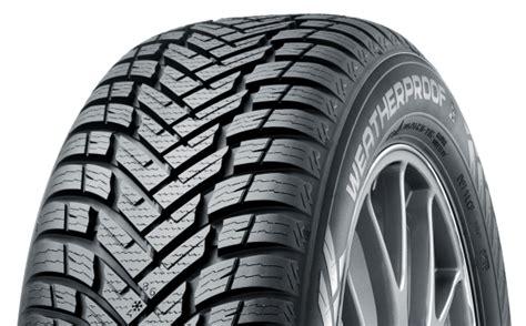 nouveau pneu nokian weatherproof  saisons blog auto