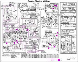 Lg Chassis Mc84a Service Manual Download  Schematics
