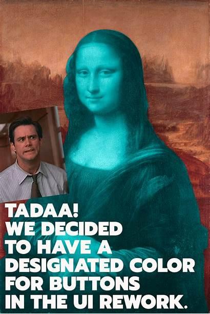 Meme Mona Imperator Thread Vinci Leonardo Lisa