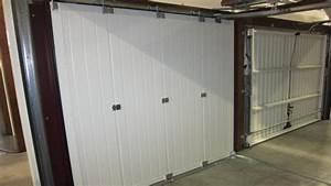 Porte De Garage Sectionnelle Latérale : porte de garage sectionnelle lat rale nao fermetures ~ Melissatoandfro.com Idées de Décoration