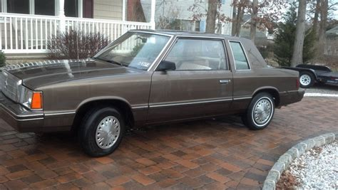 plymouth reliant