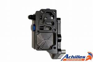 Achilles Motorsports Billet Oil Filter Block
