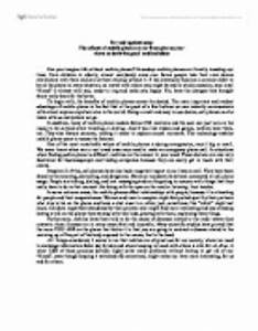 Essay About Cell Phone Narrative College Essay Cell Phone Usage In  Essay About Cell Phone Tagalog Version