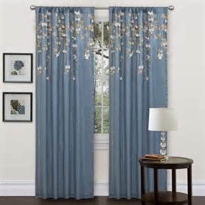 lush decor c012 flower drops window curtain atg stores
