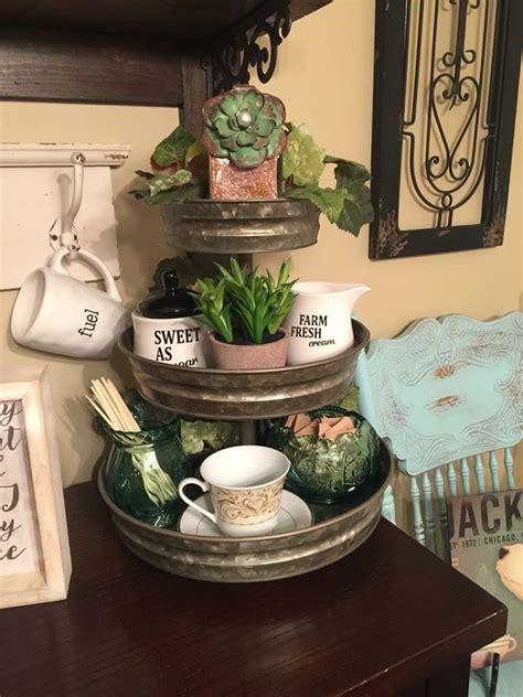 tier tray  spring  mini succulent pots