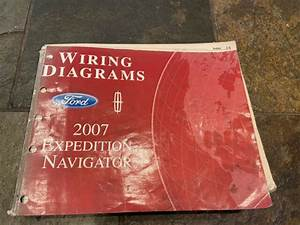 2007 Ford Expedition Lincoln Navigator Wiring Diagrams