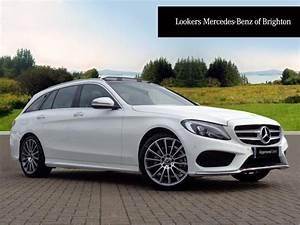 Mercedes Classe C Amg 2017 : mercedes benz c class c 220 d amg line premium white 2017 03 15 in portslade east sussex ~ Maxctalentgroup.com Avis de Voitures