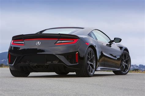 New Honda Nsx Type R Could Be On The Way, With Rwd