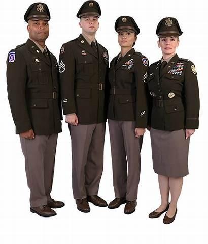 Army Greens Uniform Uniforms Military Officer Class
