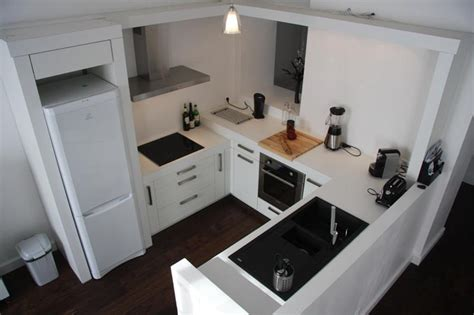 plan de cuisine en u cuisine en u moderne cuisine en image