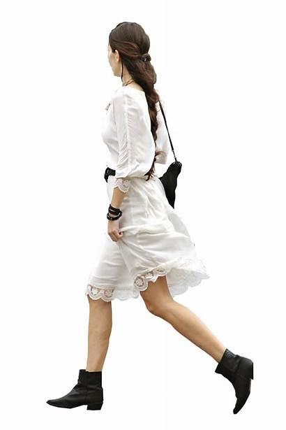 Walking Bruzzese Charlie Femme
