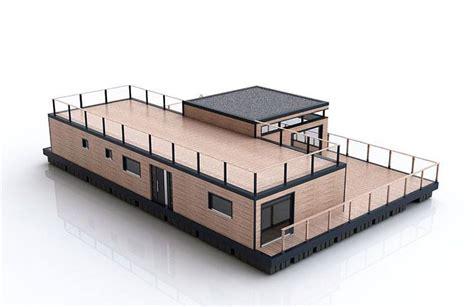 brasserie le bureau maison flottante 140 m aquashell