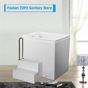 Mini Whirlpool Balkon : bad eitelkeit billige 3 fu 900mm mini 1 person whirlpool ~ Watch28wear.com Haus und Dekorationen