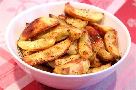 cuisiner la pomme de terre pommes de terre rôties au four pour ceux qui aiment
