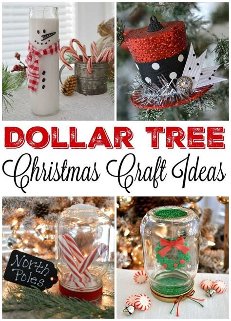 dollar tree budget christmas craft  decorating ideas