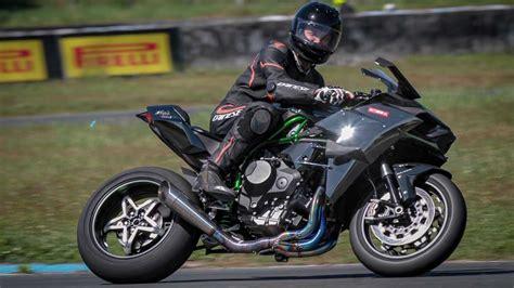 Review Kawasaki H2r by 2018 Kawasaki H2r Review Price Photos Features