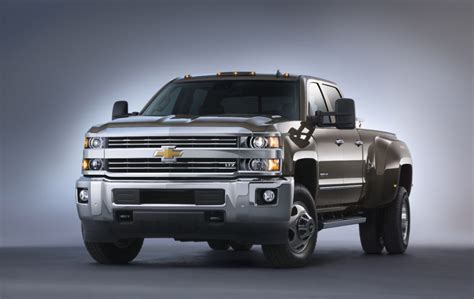 Chevrolet Silverado Hd by Chevrolet Expands Cng Availability In 2015 Silverado Hd