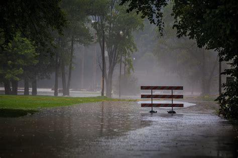 extreme precipitation  climate change center