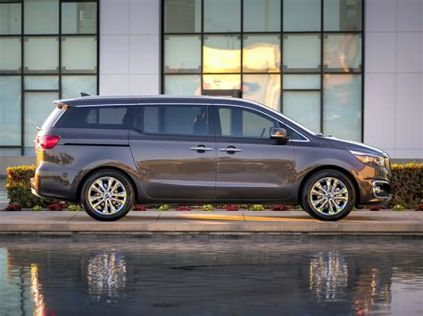 Kia Grand Sedona Picture by 2015 Kia Sedona Price Photos Reviews Features