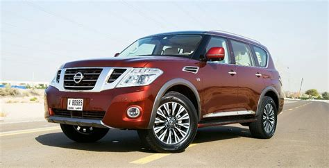 nissan patrol review standing tall wheels