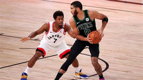 Celtics eliminate Raptors in Game 7, advance to play Heat