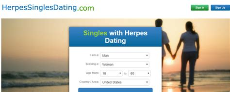 Top 10 Free Herpes Dating Sites On
