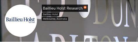 wam global baillieu holst research podcast on wam global wilson