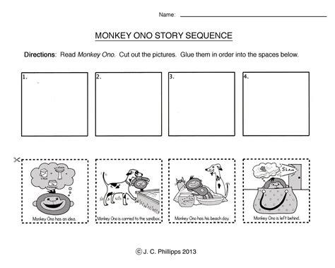 search results for picture story sequence cards printable