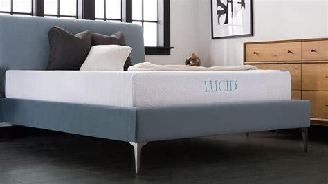 Lucid 10 Inch Gel Memory Foam Mattress Review