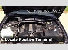 How to Jumpstart a 19992006 BMW 325i 2001 BMW 325i 25L