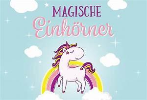 Bilder Von Einhörner : magische einh rner fuerdich geschenke ~ Frokenaadalensverden.com Haus und Dekorationen