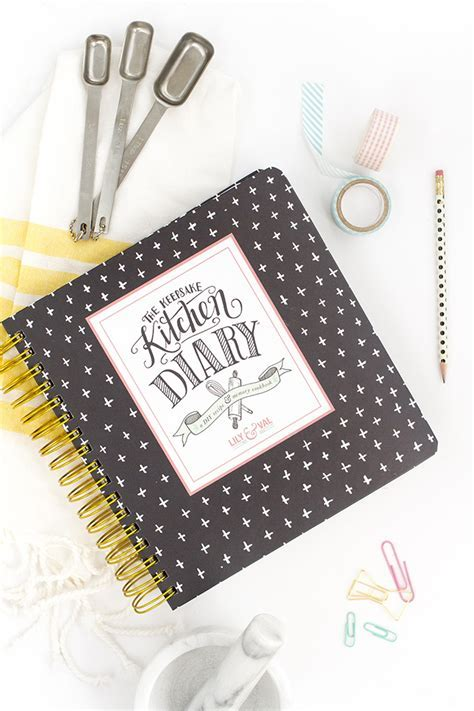 A Review Of The Keepsake Kitchen Diary   Dream Green DIY