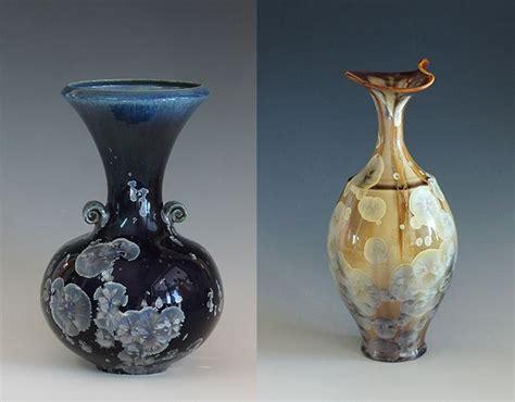 17 Best Crystalline Pottery Images On Pinterest