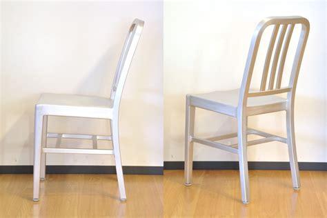 楽天市場 ネイビーチェア アルミニウム navy chair チェア 椅子 イームズチェア