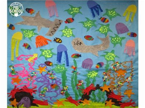 Best 25+ Ocean Animal Crafts Ideas On Pinterest