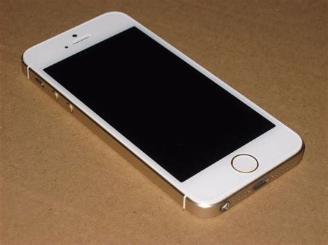 used iphone 5s 16gb iphone 5s gold second 16gb unlocked to any
