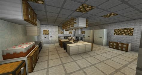 kitchen ideas minecraft resort planet minecraft project