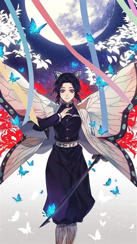 Demon slayer kimetsu no yaiba wallpapers for free download. Best Demon Slayer Shinobu Kocho HD Wallpaper HD 2020   Demon slayer, Anime, Démon