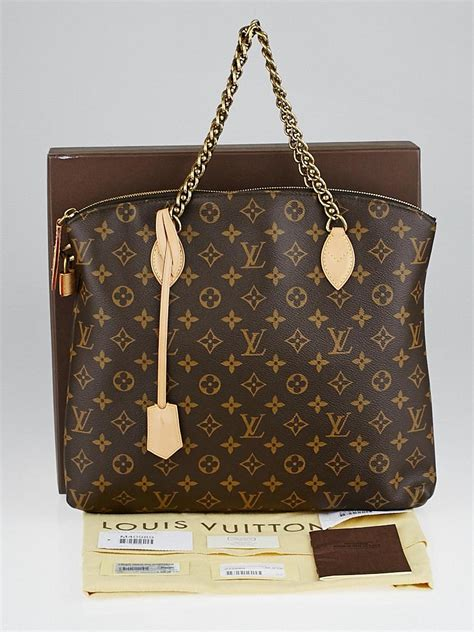 louis vuitton limited edition monogram canvas lockit chain